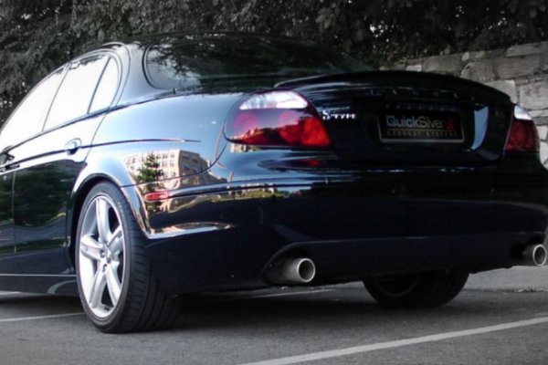 QuickSilver Jaguar S Type 2.7 Turbo Diesel - Performance Sports Exhaust System